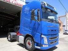 2014 VOLVO FH13 540 tractor uni