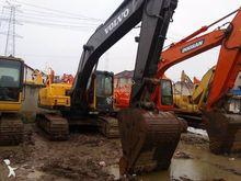 2009 VOLVO EC210 tracked excava