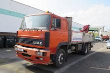 1994 LIAZ 24.33 flatbed truck