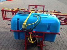 2015 WIRAX Opryskivatel mounted