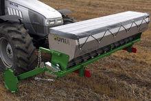 UNIA ALFA pneumatic seed drill