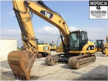 2009 CATERPILLAR 320DL tracked