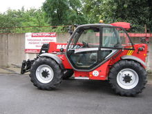 New 2013 MANITOU MLT