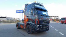 2012 VOLVO FH16 750 HP tractor