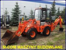 2004 EUROCOMACH 245K backhoe lo