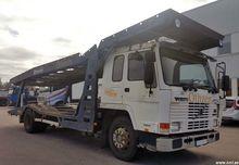 1989 VOLVO FL10 car transporter