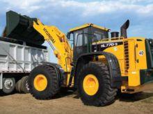 2016 HYUNDAI HL770-9 wheel load