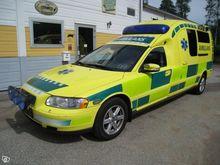 2007 VOLVO V70 AWD Ambulans amb