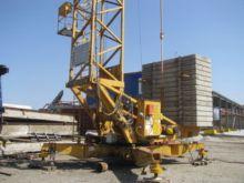 1988 LIEBHERR 63 K tower crane