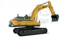 SDLG LG6400E tracked excavator