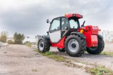 New 2017 MANITOU MT-