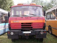 1988 TATRA car transporter