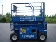 2004 UPRIGHT XRT 33 4WD scissor