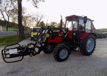 2014 MTZ Belarus 920.4 wheel tr