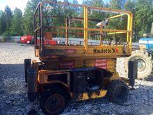 2008 Damaged HAULOTTE Compact 1