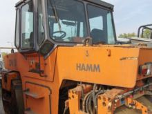 Used HAMM DV 8 road
