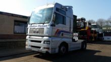 MAN TG410A XXL chassis truck