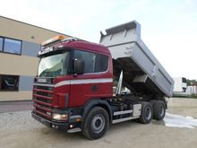 Used 1999 SCANIA R14