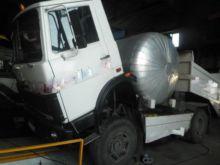 1996 MAZ asphalt distributor