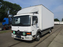 2003 MERCEDES-BENZ Atego 818,MB
