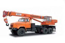 2016 KRAZ 65053 (KTA-25) i KrAZ