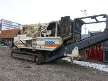 2007 METSO 1110S crushing plant