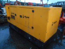 2005 GESAN DPAS110E generator
