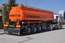 OZGUL ADR li fuel tank trailer