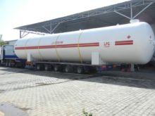 2016 DOĞUMAK 180 M3 gas tank tr