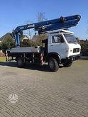 1995 MAN 9.136 FAE, crane truck