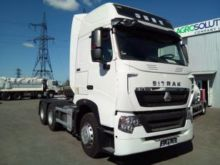 2016 HOWO T7H tractor unit