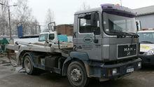 Used 1997 MAN 19343