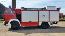 1991 IVECO 120-23 Feuerwehr Fir