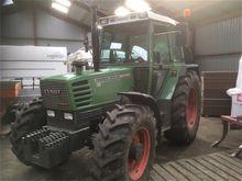 FENDT Farmer 308 LSA wheel trac