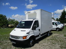 2005 IVECO Daily 35C12 Chłodnia