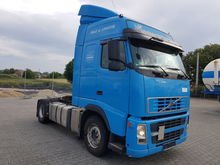 2007 VOLVO FH13 440 Euro5 tract