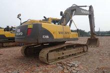 2008 VOLVO EC240 tracked excava