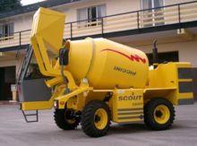 2016 scout 1200 concrete mixer