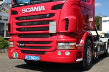 Used 2011 SCANIA R 4