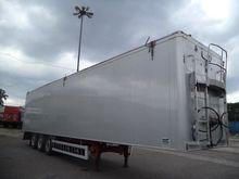 2008 KNAPEN Cargo Floor 10mm ti