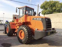 DOOSAN DL505 wheel loader