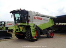 2004 CLAAS Lexion 570 combine-h