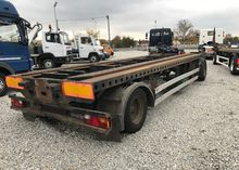 2006 ZREMB container chassis tr