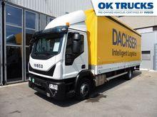 2015 IVECO Eurocargo tilt truck