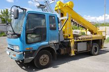 1995 ISUZU FORWARD drilling rig