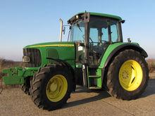 2005 JOHN DEERE 6320 wheel trac