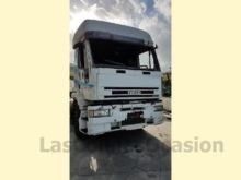 Used Damaged IVECO 4