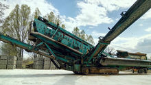 2007 POWERSCREEN 2100 TRIPLE DE