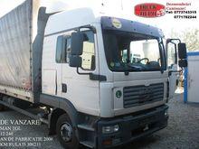 MAN TGL 8.240 tilt truck