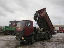 2005 MAZ DEUTZ water cooled 6x4